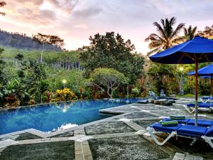 Margo Utomo Hill View Resort, Комплексы для отдыха с коттеджами/бунгало  Kalibaru - big - 38
