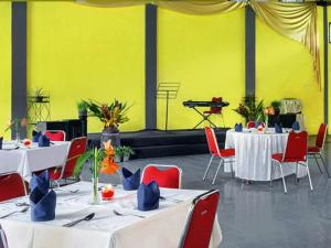 Margo Utomo Hill View Resort, Комплексы для отдыха с коттеджами/бунгало  Kalibaru - big - 31