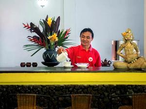 Margo Utomo Hill View Resort, Комплексы для отдыха с коттеджами/бунгало  Kalibaru - big - 28