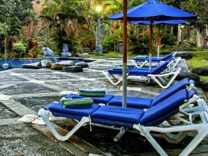 Margo Utomo Hill View Resort, Комплексы для отдыха с коттеджами/бунгало  Kalibaru - big - 50