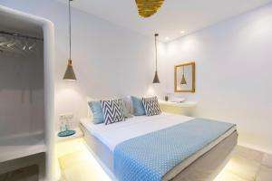 Korali Palace Hotel, Aparthotels  Naxos Chora - big - 17