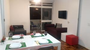 Balkony 92 - 4 Bedroom Apartment, Appartamenti  San Paolo - big - 32