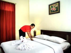 Margo Utomo Hill View Resort, Комплексы для отдыха с коттеджами/бунгало  Kalibaru - big - 60