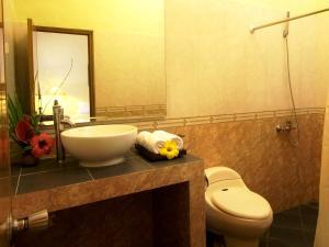 Margo Utomo Hill View Resort, Комплексы для отдыха с коттеджами/бунгало  Kalibaru - big - 58