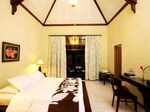 Margo Utomo Hill View Resort, Комплексы для отдыха с коттеджами/бунгало  Kalibaru - big - 57