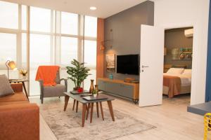 Zin D Home Dudullu Suits, Aparthotels  Istanbul - big - 42