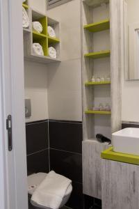 Zin D Home Dudullu Suits, Aparthotels  Istanbul - big - 4