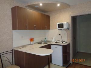 Apartment on Solnechnaya - Bukharinskiy