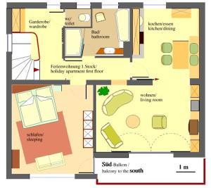 Ferienwohnung Guder - Apartment - Bayerisch Gmain