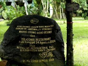 Margo Utomo Eco Resort, Resort  Kalibaru - big - 67