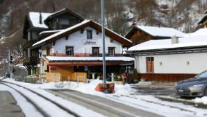 Accommodation in Klosters