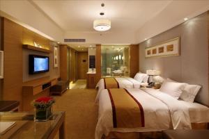Sovereign Hotel Zhanjiang, Rezorty  Zhanjiang - big - 3