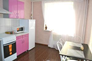 Apartment at Olomoutskaya 18, Apartmanok  Volzsszkij - big - 15