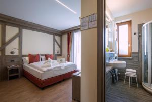 Relax Hotel Erica, Hotely  Asiago - big - 11