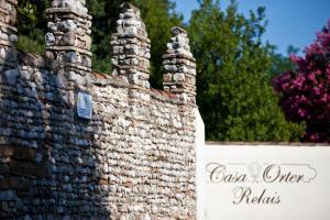 Relais Casa Orter, Vidiecke domy  Risano - big - 62