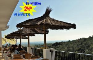 Centro de Naturaleza Cañada Verde, Farmházak  Hornachuelos - big - 63