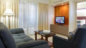 Southern Cross Atrium Apartments, Апарт-отели  Кэрнс - big - 14