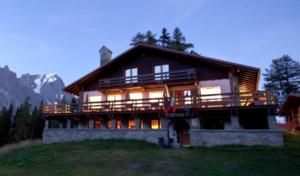 Affittacamere Scalvino - Accommodation - Courmayeur
