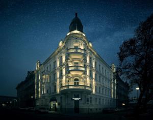 4 hvězdičkový hotel Theresian Hotel & Spa Olomouc Česko