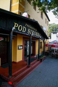 Penzion Restauracja i Noclegi Pod Sikorką Kobior Polsko