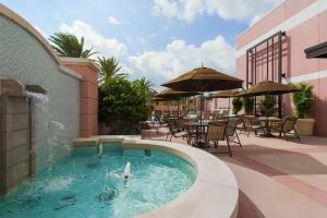 Embassy Suites Orlando Lake Buena Vista South, Hotels  Kissimmee - big - 19