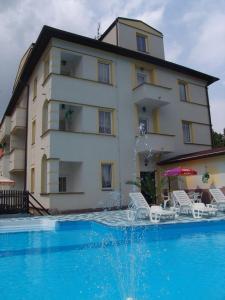 3 hvězdičkový hotel Hotel Bellevue Doksy Česko