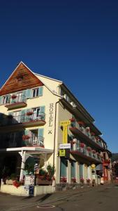 Hôtel aux Bruyeres