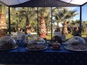 Villa Azolata B&B, Bed and Breakfasts  Partinico - big - 26