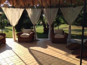 Villa Azolata B&B, Bed and Breakfasts  Partinico - big - 54