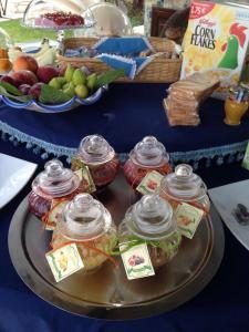 Villa Azolata B&B, Bed and Breakfasts  Partinico - big - 13