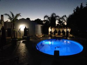 Villa Azolata B&B, Bed and Breakfasts  Partinico - big - 35