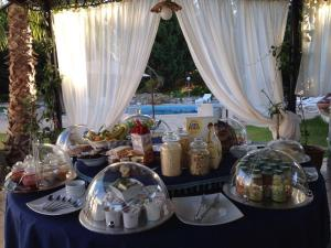 Villa Azolata B&B, Bed and Breakfasts  Partinico - big - 58