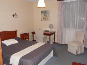 Hotel Restaurant Le Cygne, Szállodák  Conches-en-Ouche - big - 10