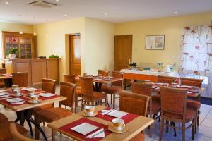 Logis Hotel Les Grands Crus, Hotel  Gevrey-Chambertin - big - 25