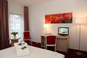 Lindenhotel Stralsund, Отели  Штральзунд - big - 43