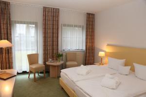 Lindenhotel Stralsund, Отели  Штральзунд - big - 16