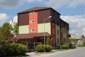 2 star hotel Penzión Slávia Poprad Slovacia