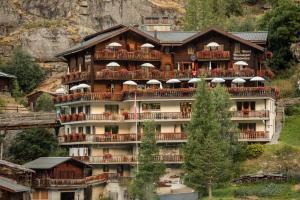 Hotel Edelweiss - Blatten im Lötschental