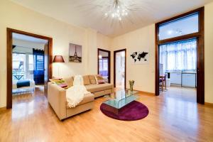 Apartment Via Ulisse Dini - AbcRoma.com