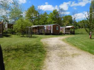 Camping Padimadour, Kempingek  Rocamadour - big - 15