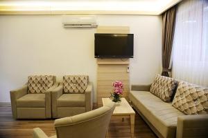 Al Khaleej, Апарт-отели  Стамбул - big - 65