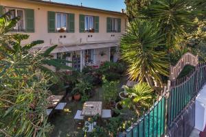 Logis Hôtel Villa Victorine - Hotel - Nice