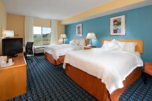 Fairfield Inn & Suites Roanoke Hollins/I-81