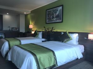 Hotel Kuretakeso Tho Nhuom 84, Hotely  Hanoj - big - 109