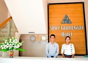 Shwe Taung Gyar - Phra Chedi Sam Ong