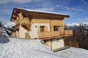 Chalet Grand Roi - Hotel - La Tzoumaz