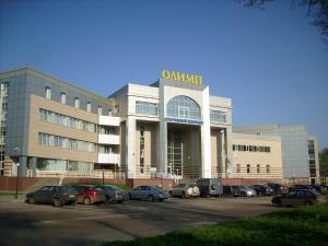 Гостиница Олимп, Боровичи