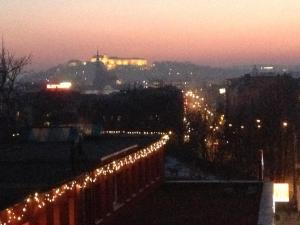 Castle view apartment - Brno