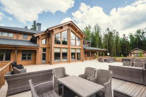 Eco-hotel Izumrudniy les - Novoye