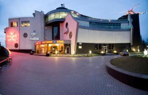 Platinum Hotel, Отели  Запорожье - big - 1